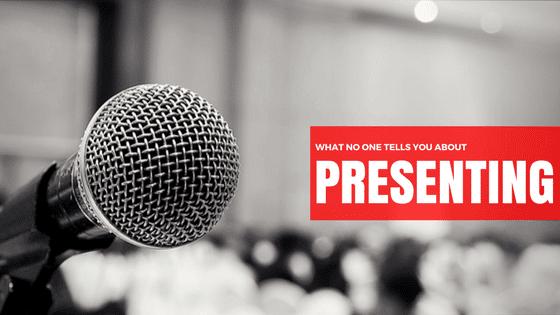 Become a better presenter