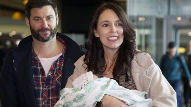 Clarke Gayford in the media