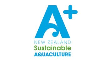 NZ Sustainable Aquaculture logo